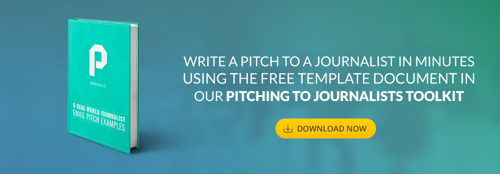 How to Write a Winning Guest Post Pitch | Publicize - Startup PR Company