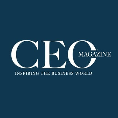 CEO Magazine logo