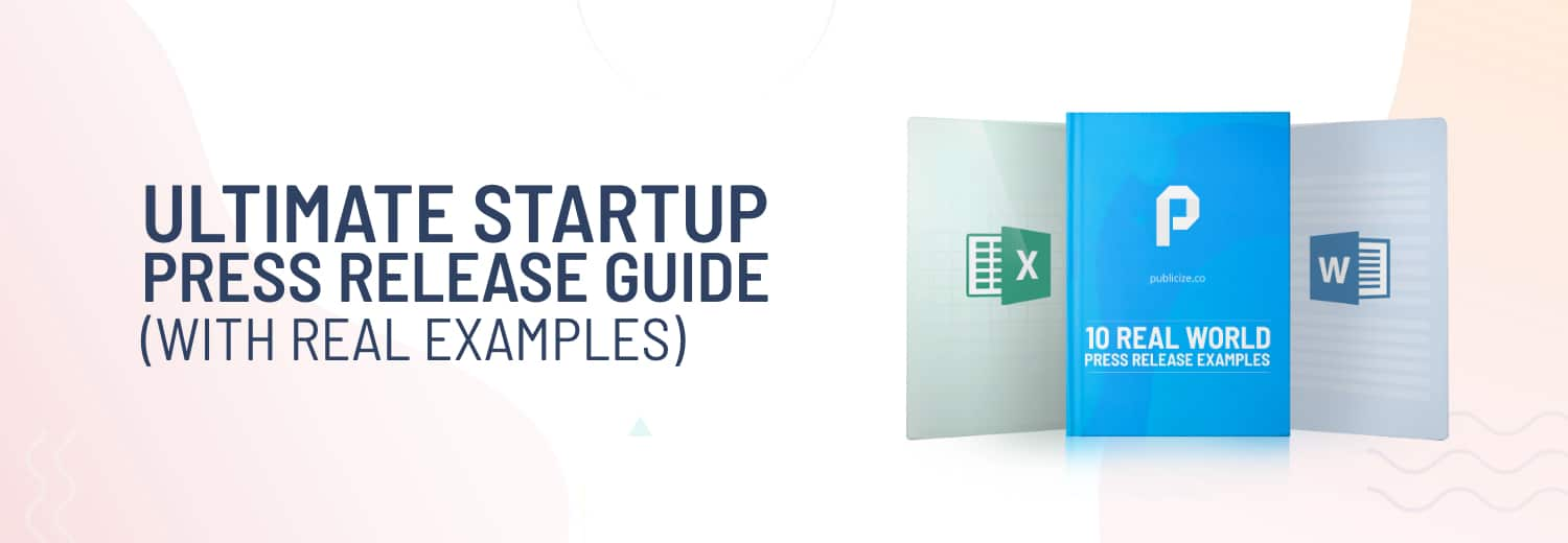 startup press release guide image