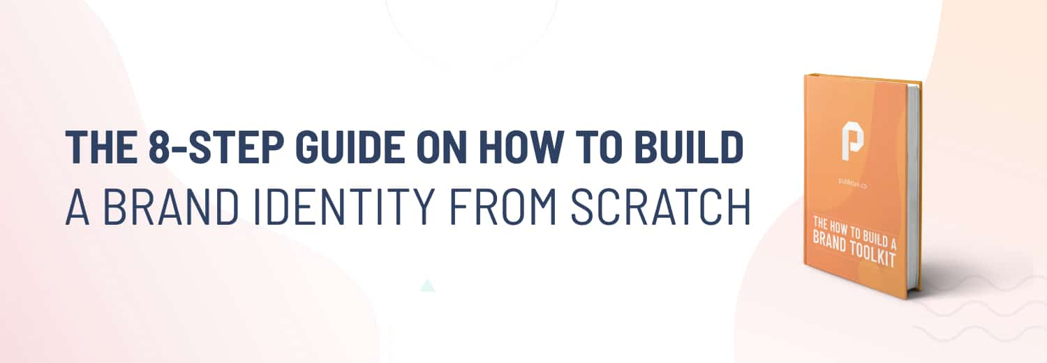8 step guide on how to build brand identity book