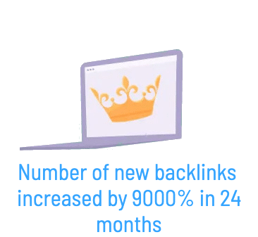 Backlinks Results icon